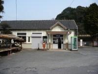 JR特牛駅(こっといえき)