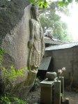 菩提寺山磨崖仏(熊野神社)