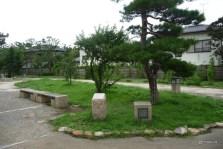 城下町長府 宮の内線 その2松嘯館跡・薬草園