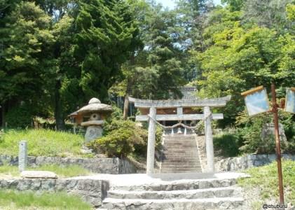 トリムさんよう山川コースを歩いてきた。その2山川八幡宮