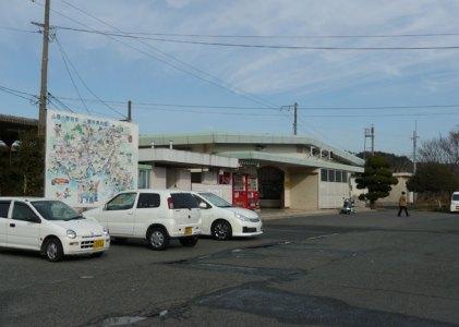 JR埴生駅