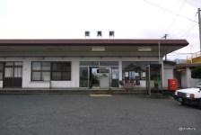 JR吉見駅周辺を歩いてみたよ。