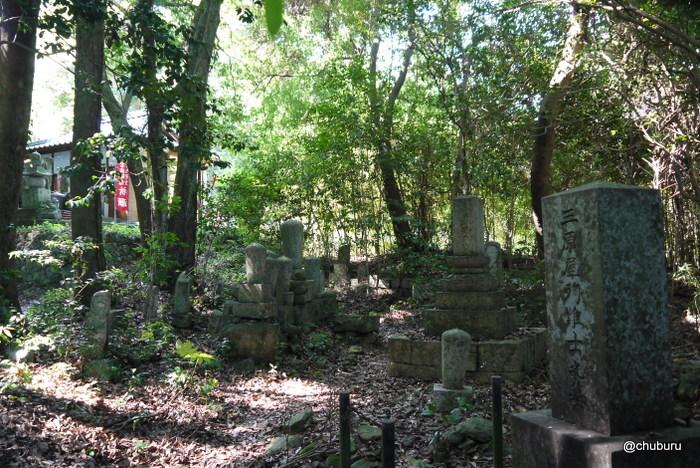 三原屋事件殉難士墓
