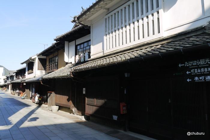竹原市町並み保存地区その1地蔵堂