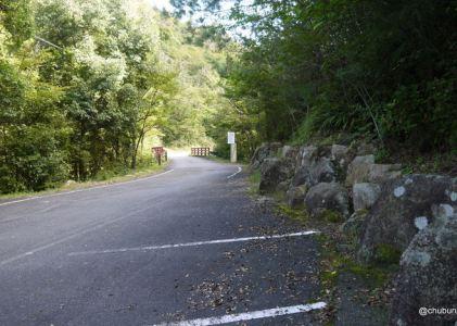 周南市の静かな景勝地黒岩峡