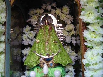 Virgen de Copacabana de Punta Corral (Alejandro G. Belasques, 2009)