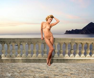 Photocreation: Gonzalo Villar Model: Oksana Chucha Photo of model: Luis Ibañez
