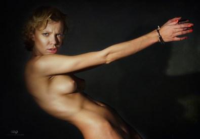 Photocreation: Gonzalo Villar - Model: Oksana Chucha