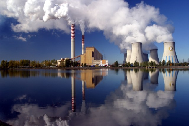 Power plant in Belchatow
