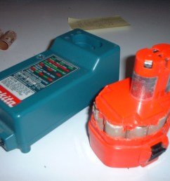 i found that i didn t even need to glue the top back on the rebuilding the makita battery  [ 1280 x 960 Pixel ]