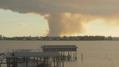 State Park Fire in Orange Beach and Gulf Shores6