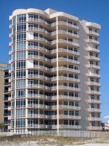 Nautilus Condominiums Orange Beach AL