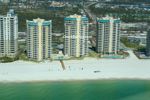 Beach Colony Resort Perdido Key Aerial