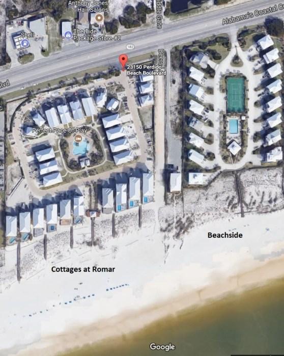 Orange Beach Gulf Front Homes for Sale