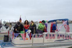 Perdido Key Mardi Gras Boat Parade 2018--30
