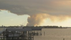State Park Fire in Orange Beach and Gulf Shores3
