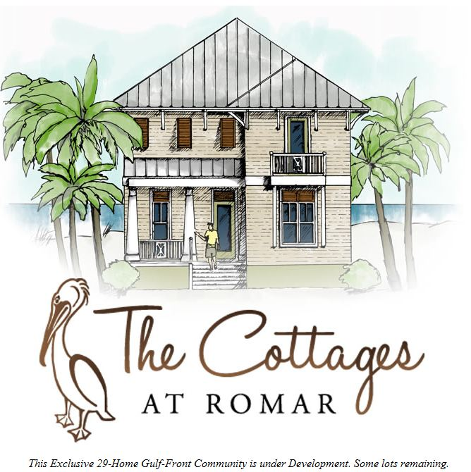 Pensacola Beach House For Sale: The Cottages At Romar For Sale In Orange Beach