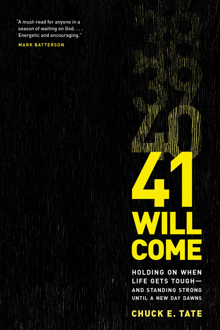 41 Will Come_ Cover