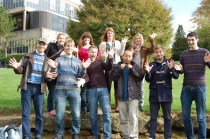 Chuck group at Bath University campus