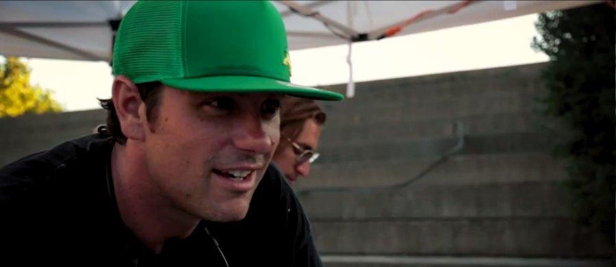Chuck Hughes X Osheaga 2011
