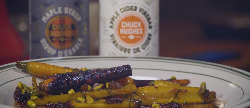 Chuck's Roasted Carrots
