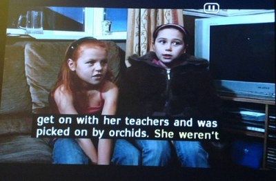 Funny Subtitles From Television Shows Displaying Wrong Words