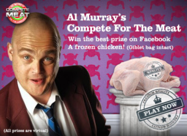Al Murray's Compete For The Meat – TV Show on Dave