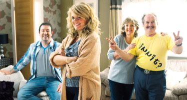 Mount Pleasant Review (new Sky1 Comedy)