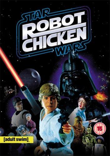 Robot Chicken: Star Wars Episode 1 Review (DVD)