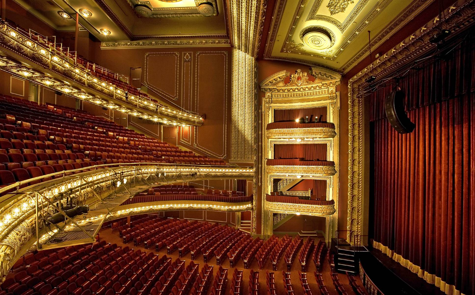 Photo Chicago Majestic Theater Previously Shubert