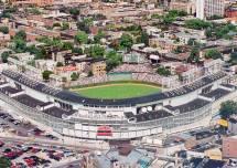Wrigley Field Baseball Stadium