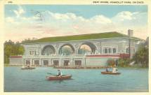 Chicago Humboldt Park Boat House
