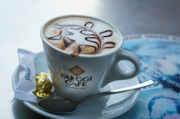 Farggi Cafe - Barcelona, Spain