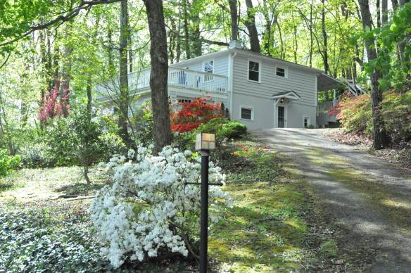 Peace In the Hills of Tryon - CS Realty