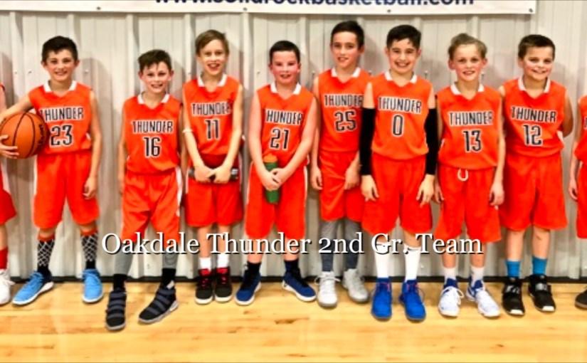 Talon's Oakdale Basketball