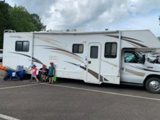 Gene's Family RV Trip