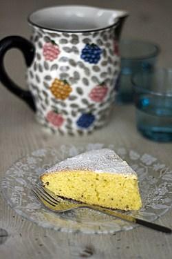 bolo limão & cardamomo