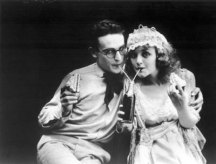 Harold Loyd & Mildred Davis