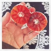 laranja vermelha