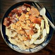 salada de cítricos