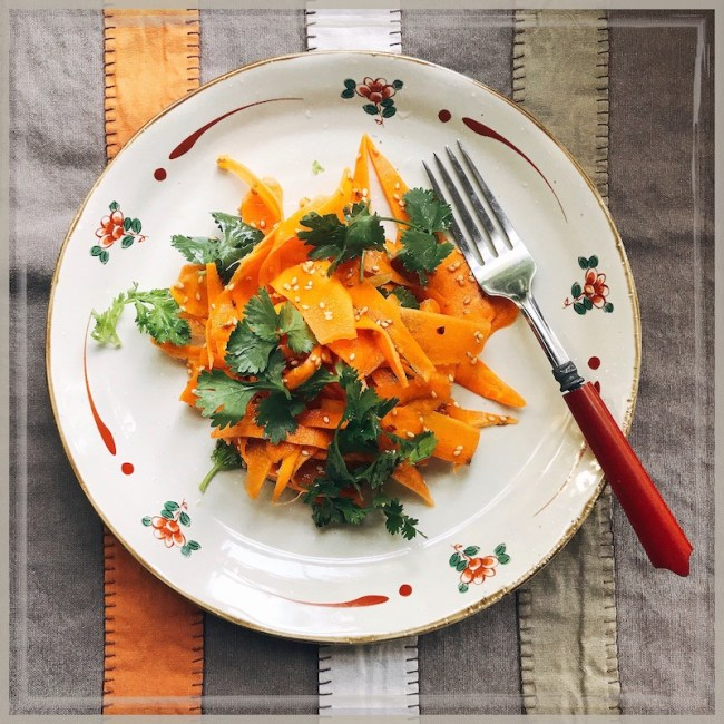 persian-carrot-salad