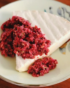 cranberry-brie