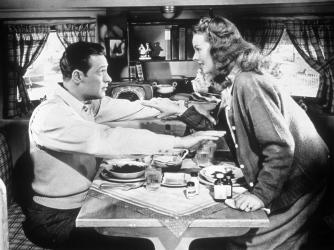 Jeanne Crain & William Holden
