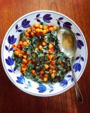 garbanzo-tomato