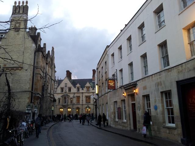 The Eagle, Benet Street, Cambridge, United Kingdom