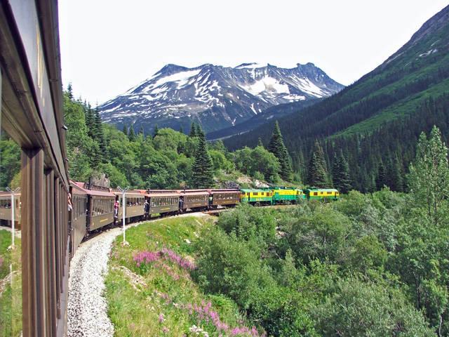 White-Pass-Yukon-Route-Аляска-США-5