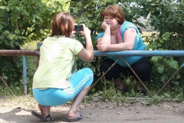 Наша ягодка поспела: 20 фото женщин, от которых волосы дыбом