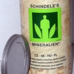 schindeleho minerály detoxikácia