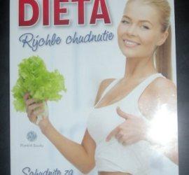 Katarína Skybová - Zoštíhľovacia diéta - rýchle chudnutie1