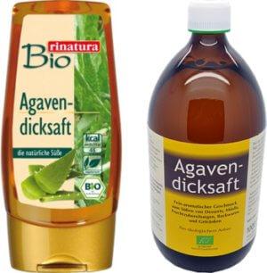 Agávový bio sirup